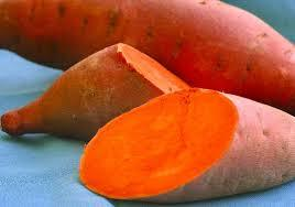 Orange Sweet Potatoes (Yam) 1 kg
