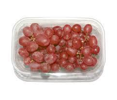 Red Grape Punnet