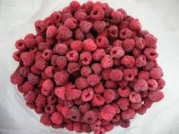 Frozen Raspberries 1 kg