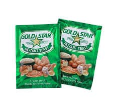 Gold Star Instant Yeast Sachet 10g