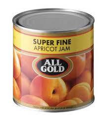 All Gold Jam Apricot Superfine 900g