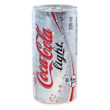 Coke Lite 200 ml