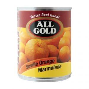 ALL GOLD Marmalade Seville Orange Jam