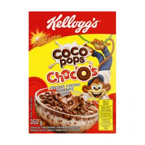 Kellogg's Coco Pops Chocos (1 X 350G)