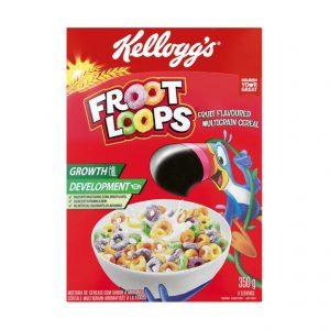 Kellogg's Froot Loops (1 x 350g)
