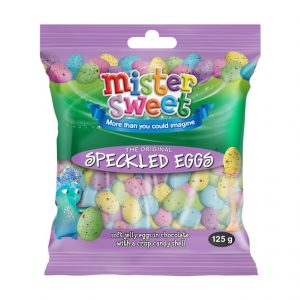 Mister Sweet Speckled Eggs (1 x 125g)