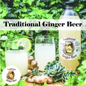 Lizz's Fizz Traditional Ginger Beer
