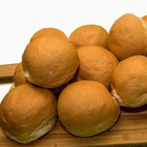 Fresh Hamburger Rolls (1×6)