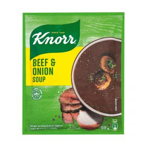 Knorr Soup Beef & Onion (1 x 50g)