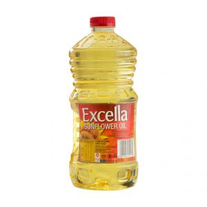 Excella Sunflower Oil (1 x 2L)