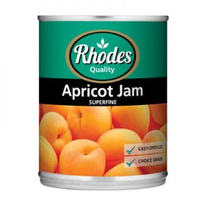 Rhodes Smooth Superfine Apricot Jam 450g