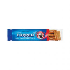 Bakers Topper Biscuits Vanilla (1 x 125g)