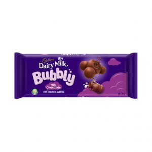 Cadbury Bubbly Slab Dairy Milk (1 x 150g)