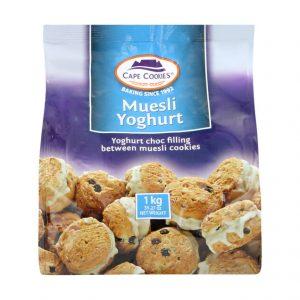 Cape Cookies Biscuits Muesli Yoghurt (1 x 1kg)