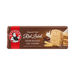 Bakers Red Label Biscuits Choc Creams (1 x 200g)