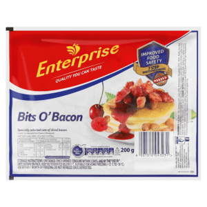 Enterprise Bits O' Bacon Pack 200g