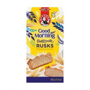 Bakers Good Morning Rusks Buttermilk (1 x 450g)