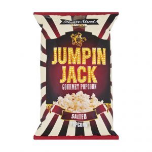Bakers Street Jumpin Jack Popcorn Salted (90g)