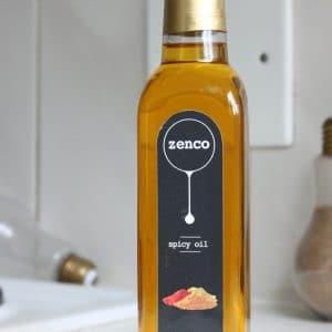 Zenco Spicy Oil 250ml